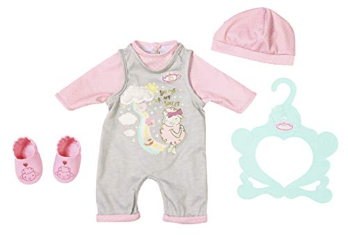 Zapf Creation 702635 Baby Annabell Süßes Baby Outfit Puppenkleidung 43 cm