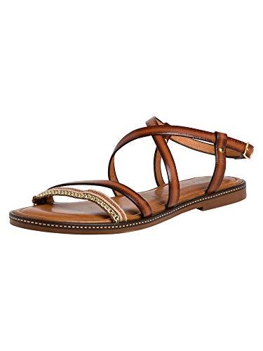 Tamaris Damen 1-1-28128-24 394 Sandale Touch-IT