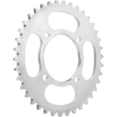 Piñón de Bicicleta de Tierra 38 Dientes 420 Accesorio de Mejora de...