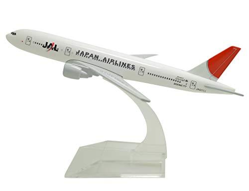 TANG DYNASTY(TM 1:400 16cm Boeing B-777 Japan Airline Metal Airplane Model Plane Toy Plane Model