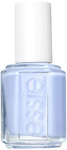 Essie Nagellack für farbintensive Fingernägel, Nr. 219 bikini so teeny, Blau, 13.5 ml