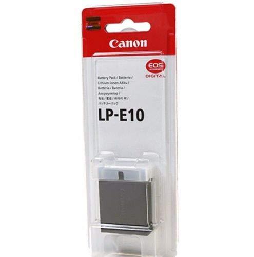 Bateria Canon Lp-e10 Para Eos 1100D 1200D 1300D Kiss X50 T3 T5 T6