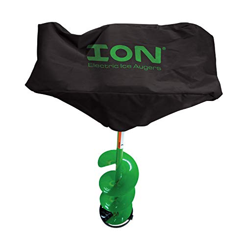 Ion Ice Auger Powerhead Cover, Black