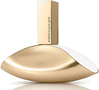 Calvĭn Kleĭn Euphoria Pure Gold for Women 3.4 oz Eau De Parfum