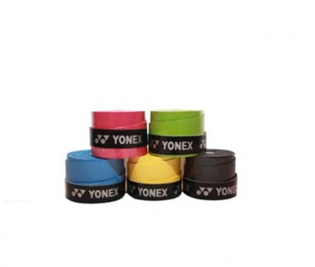 Yonex AC 102EX Pack of 5 Badminton Grips
