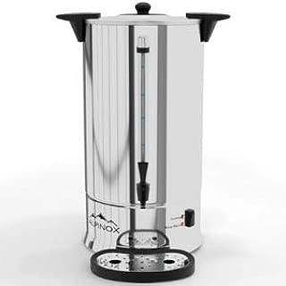 Percolador de café Aroma - 14 litros - 110 tazas y filtro permanente: Amazon.es: Hogar