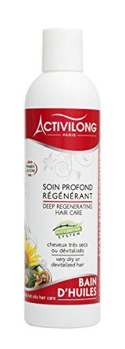 Activilong Soin Profond Régénérant Bain d'Huiles 250 ml - Lot de 2