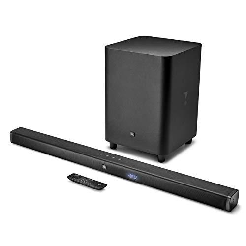 JBL Bar 3.1 Home Theater System w/ Soundbar & Wireless Subwoofer – JBLBAR31BLK (Renewed)
