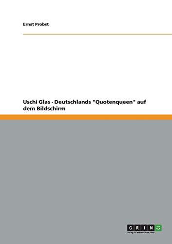 Uschi Glas - Deutschlands