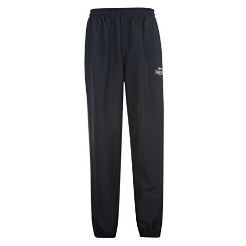 Lonsdale para hombre cerrada para pantalones de los deportes de ajuste en...