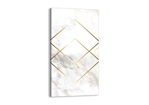 Cuadro sobre Lienzo - de una Sola Pieza - Impresión en Lienzo - Ancho: 65cm, Altura: 120cm - Foto número 4022 - Listo para Colgar - en un Marco - PA65x120-4022