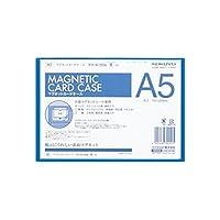 マグネットカードケース A5 青 品番:マク-6150B 注文番号:62626286 メーカー:コクヨ