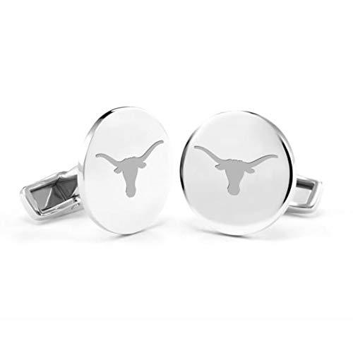 Texas Longhorns 2005 National Champions NCAA Logo'd Executive Cufflinks w/ Jewelry Box