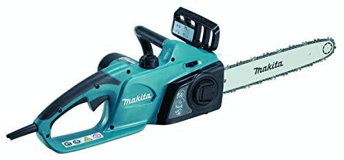 Makita UC3520A chainsaw Negro, Azul 1800 W - Sierra eléctrica (35 cm,...