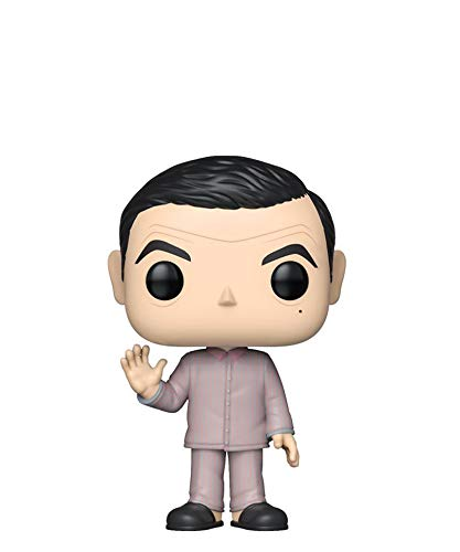 Funko Pop! Television – Mr.Bean – Mr. Bean Pajamas #786 Vinyl Figuras 10 cm realeased 2019