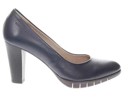 Wonders Zapatos de piel para mujer Azul Size: 39 EU