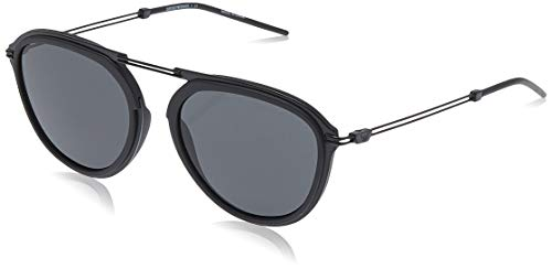 Armani sunglasses for men and women Emporio Armani sunglasses (EA-2056 300187) Matt Black – Grey lenses