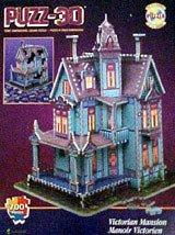 Wrebbit Victorian Mansion, 3D-Puzzle, 700 Teile