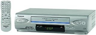 Panasonic PV-V4523S 4-Head Hi-Fi VCR (2003 Model)
