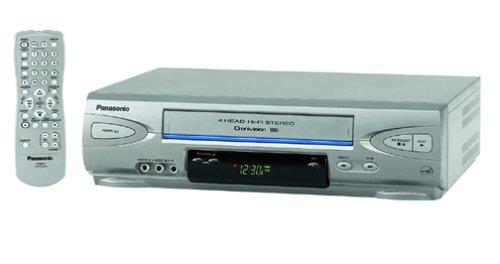 Panasonic PV-V4523S 4-Head Hi-Fi...