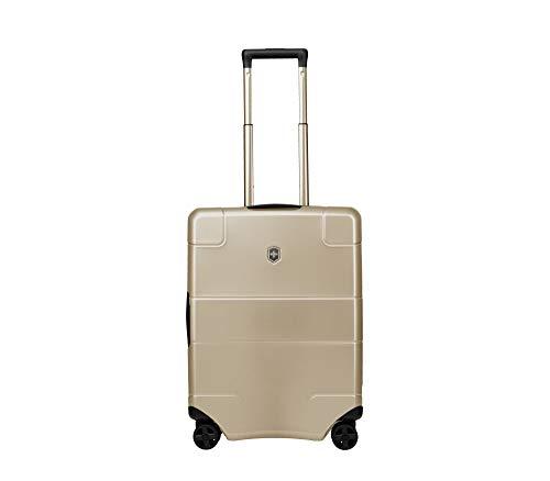 Victorinox Lexicon Hardside Global Carry-On - Handbagagekoffer met USB-poort Trolley 20x40x55 - Goud