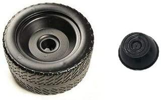 ZAITOE Rear Wheel for Lightning McQueen Dale Jr Jeff Gordon ,Power Wheels H8256-2469