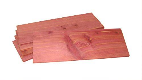 Cedar Essence Tongue and Groove Cedar Drawer Liner Each Plank is 12'L x 4.25'W x 1/4' Thick. MADE IN THE U.S.A. SET OF 5.