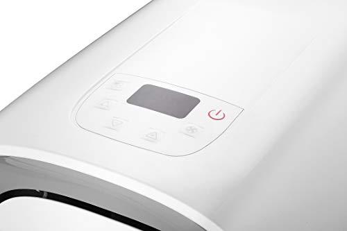 Haverland TAC-0719   Mobiles Klimagerät Klimaanlage   Energieeffizient   3 F Funktionen Luftkühler Ventilator Luftentfeuchte   Energieeffizienzklasse A   Leise   Fernbedienung   2.1kW   7000BTU