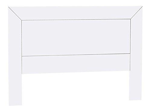 buenos comparativa Dogar Kynus Pie de cabecera, pino, blanco, 110x160x2 cm y opiniones de 2021