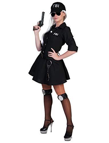 Pierro´s Kostüm Damenkostüm FBI Agentin Caroline Größe 32/34