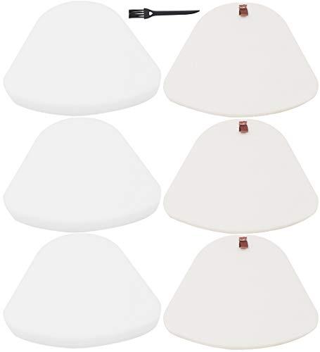 Dttery Filterset aus Schaumstoff und Filz, für Shark Navigator Lift-Away Staubsauger NV350, NV351, NV352, NV355, NV356, NV356E, NV357, NV360, NV370, NV391, UV440, UV490, UV540 Teil XFF350, 3 Stück