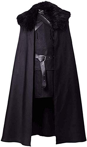 Jon Snow Cosplay Costume from game of thrones
