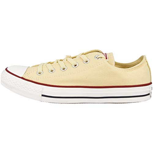Converse Chuck Taylor All Star Core, Baskets Mixte adulte Beige (Natural White / Unblecach White) 36.5 EU