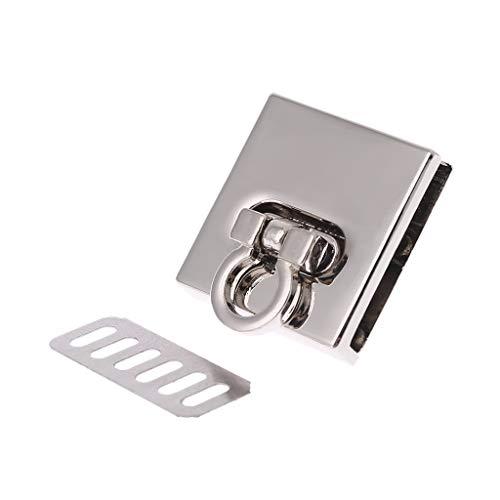 SimpleLife Twist Lock Case Turn Lock sluiting handtassen crossbody schoudertas portemonnee accessoires DIY handwerk