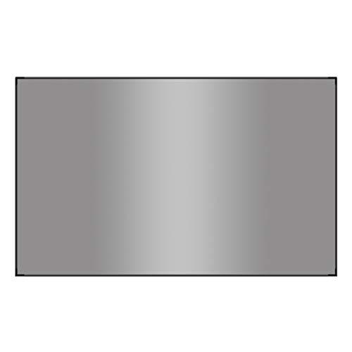 HDDFG Pantalla de proyección para proyector 60/72/84/100/110/120/130 Pulgadas Tiras de película Enrollable de Tela Pantalla de proyector Holograma Cine en casa (Size : 100 Inch)