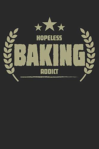Journal: Hopeless Baking Addict