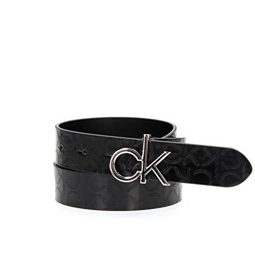 Calvin Klein CK Low EM Fix Belt 3 W80 Black