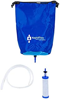 RapidPure Trail Blazer Gravity Feed Water Purifier Treatment System