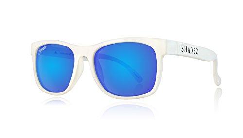 Shadez Lunettes de soleil polarisées Bleu 7-16 ans