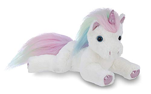 White Plush Stuffed Animal Unicorn
