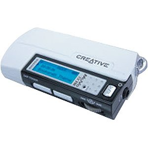 CREATIVE LABS MUVO TX FM (EF) MP3 Player and Radio - 256MB