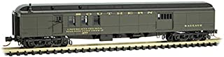 Micro-Trains MTL N-Scale Heavyweight Mail-Baggage Car Southern Railway #277