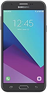 "Samsung Galaxy J7 Prime (32GB) 5.5"" HD, 4G LTE GSM Unlocked - J727T Black"