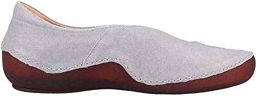 Think! Damen KAPSL_484060 Slipper, Grau (Stahl/Kombi 19), 39 EU