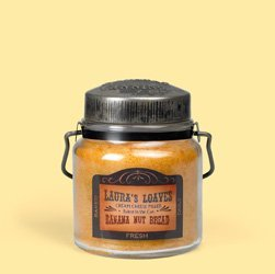 McCall's Country Candles - 16 Oz. Banana Nut Bread