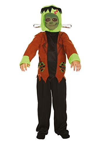 D/UP CHILD MONSTER LARGE 10-12 YRS