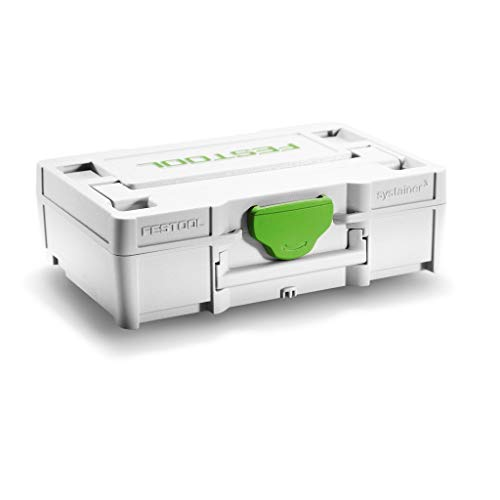 Festool Systainer³ SYS3 XXS 33 GRY – 205398