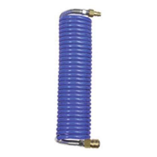 RIEGLER SP101000PASK Spiralschlauch-Kupplung-Set, Standardkupplung, PA, 15 bar, 10mm...