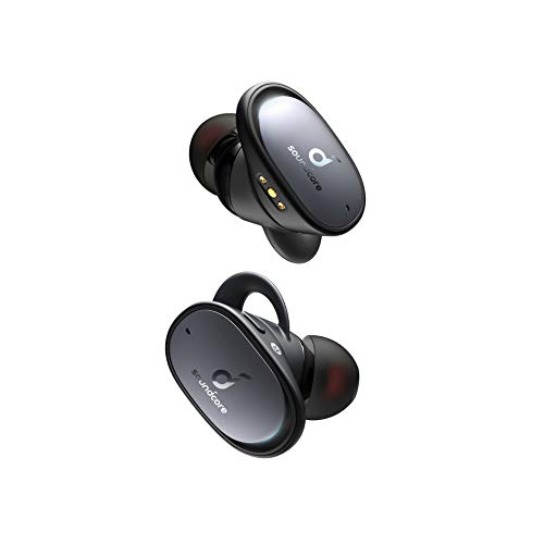 Anker Soundcore Liberty 2 Pro True Wireless Earbuds with Astria Coaxial Acoustic Architecture, in-Ear Studio Performance, 8-Hour Playtime, HearID Personalized EQ, Wireless Charging (Renewed)