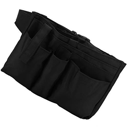 Lantro JS Taillentasche, Taillenpackung Multifunktionale, langlebige Taillenwerkzeuge Organizer für Bleistift für Werkzeug für Mobiltelefone